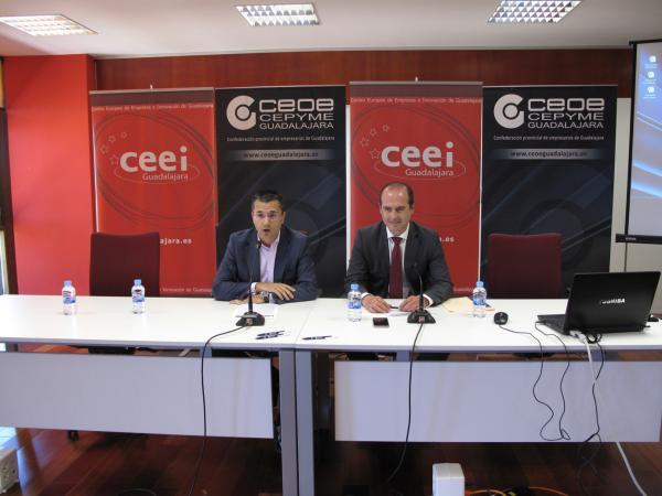 El CEEI acoge una nueva jornada informativa de la JCCM