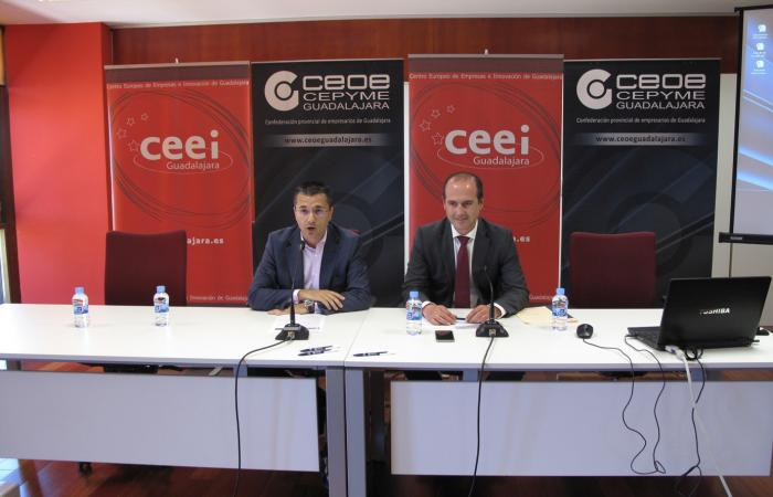 El CEEI acoge una nueva jornada informativa de la JCCM¨