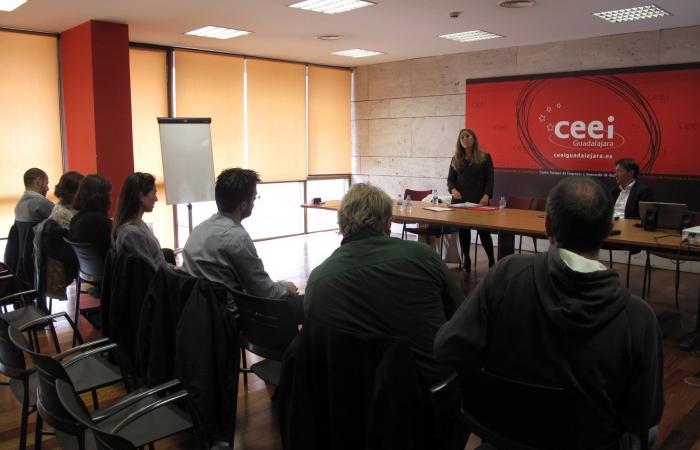 El CEEI de Guadalajara continúa con su intensa actividad en las últimas semanas¨