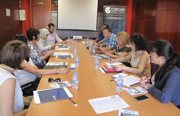 Una nueva edición de GuadaNetWork en verano reúne a empresarios de diferentes sectores¨