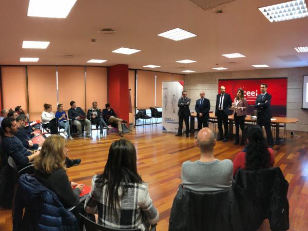 La fundación Ibercaja organiza nuevamente junto a la fundación CEEI,  el programa Emplea-T y Emprende