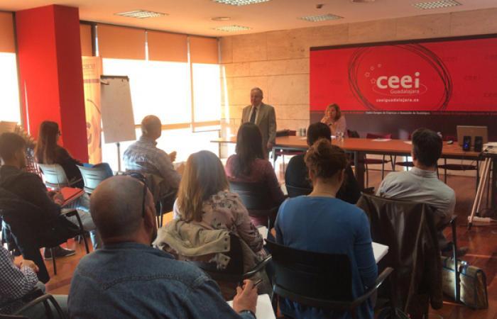 La propiedad industrial e intelectual centra una nueva jornada informativa del CEEI de Guadalajara¨