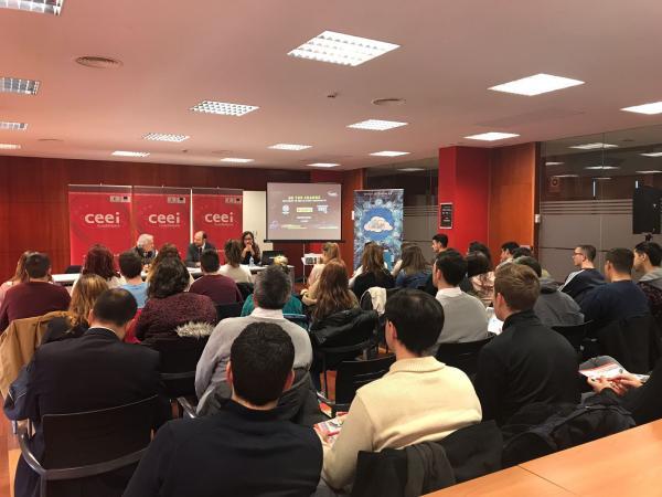 Finaliza la semana europea del emprendimiento del CEEI de Guadalajara