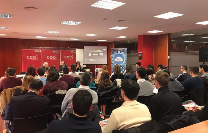 Finaliza la semana europea del emprendimiento del CEEI de Guadalajara¨