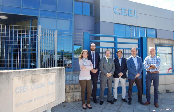 Los CEEIs de Castilla-La Mancha refuerzan su apuesta por el emprendimiento y la innovación¨
