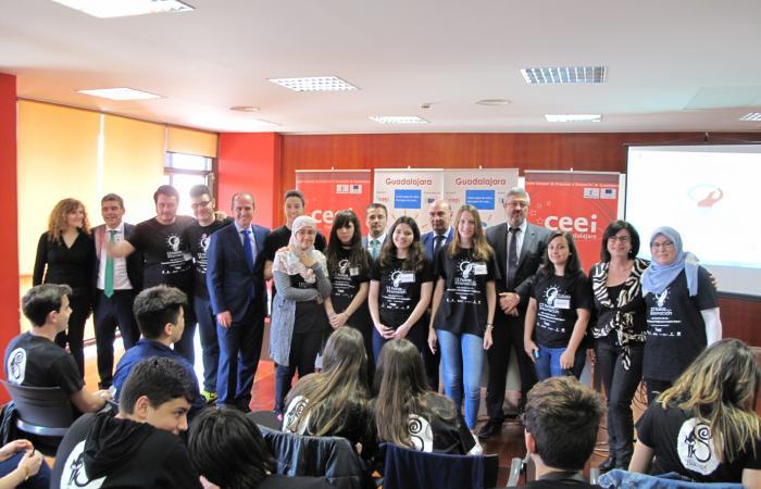 Celebradas las 12 horas de la innovación de Guadalajara con la participación del IES Aguas Vivas¨