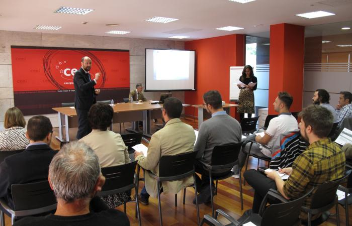 Emprendedores y empresarios se informan de las líneas de financiación de CDTI¨
