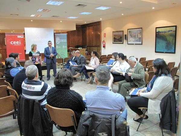 Alovera acoge su primera reunión de AloveNetWork con la participación de más de una quincena de empresarios