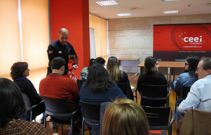 El poder de las emociones, a estudio en una nueva jornada del CEEI de Guadalajara¨