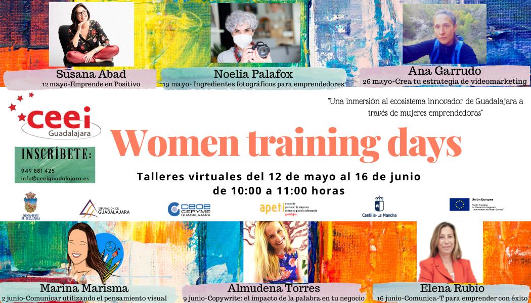 WOMEN TRAINING DAYS - 2021