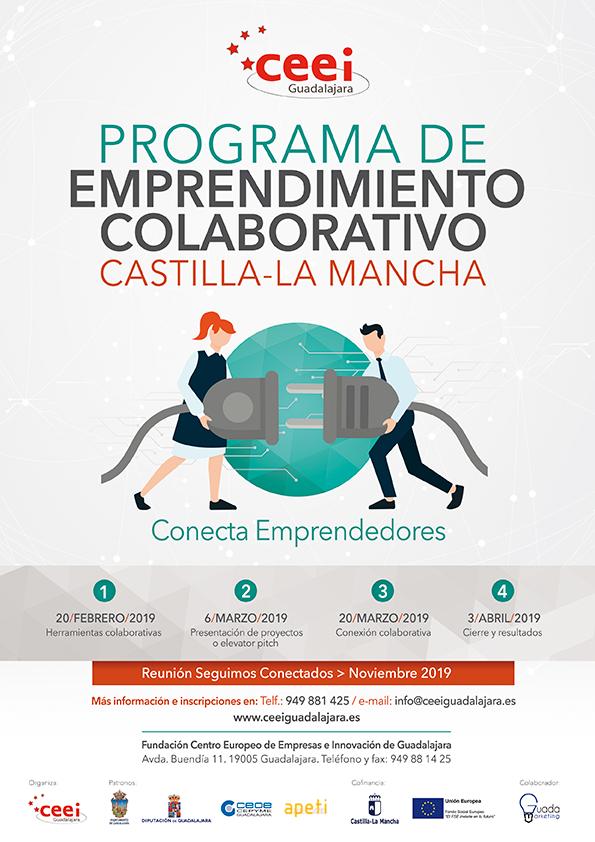 Programa de Emprendimiento Colaborativo de Castilla-La Mancha