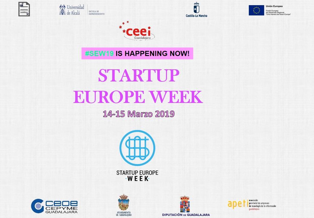 STARTUP EUROPE WEEK 19