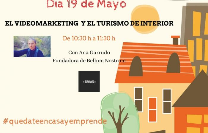 VIRTUAL WOMEN TRAINING DAYS - EL VIDEOMARKETING Y EL TURISMO DE INTERIOR