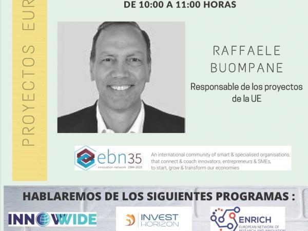 El CEEI Guadalajara programa una jornada sobre oportunidades de financiación por la UE