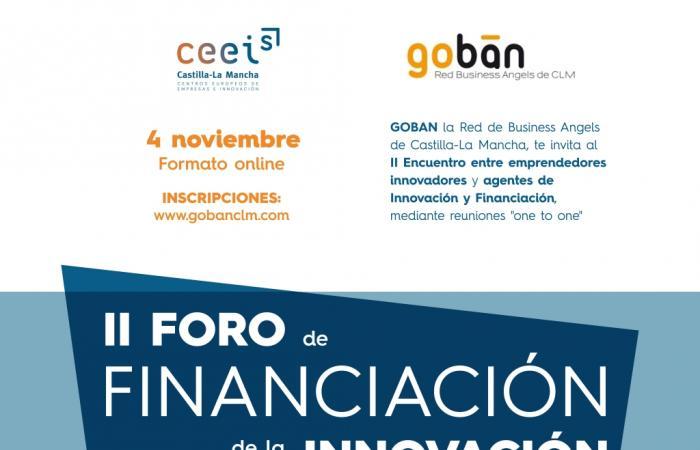 II Foro de Financiación de la Innovación CLM¨