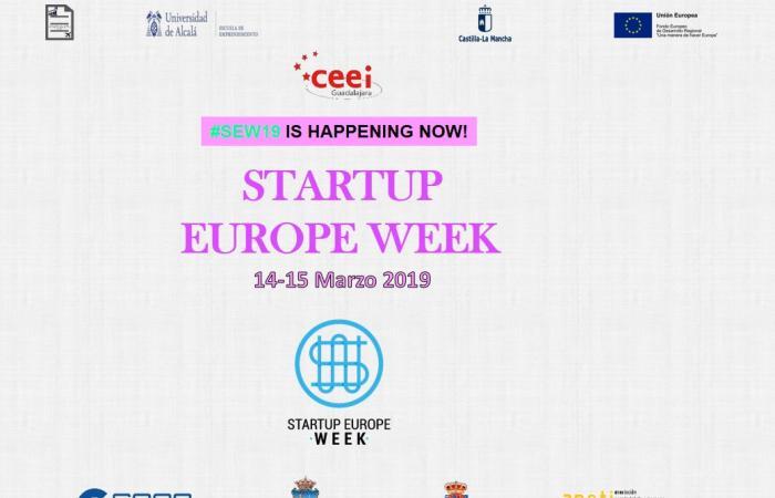 STARTUP EUROPE WEEK 19¨