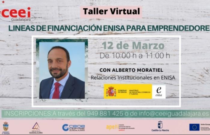 TALLER VIRTUAL ENISA: LINEAS DE FINANCIACION PARA EMPRENDEDORES¨