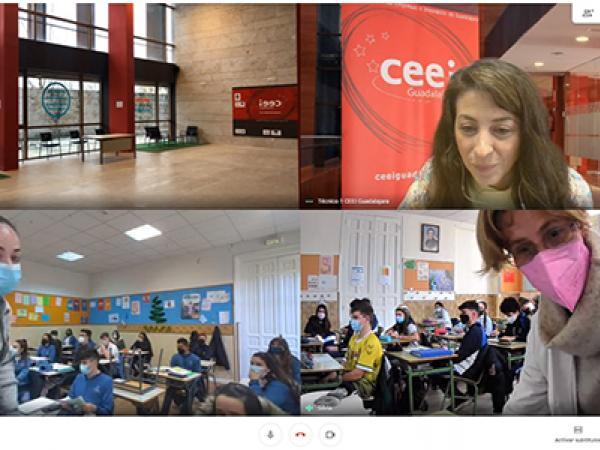 """El CEEI Guadalajara celebra tres nuevos talleres para """"Jóvenes Emprendedores"""" durante el mes de marzo"""