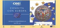 Conecta con Europa