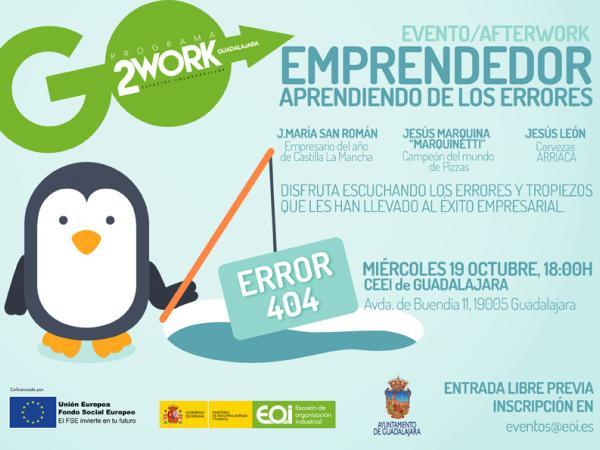EOI organiza, junto al Ayuntamiento de Guadalajara y el FSE, las jornadas