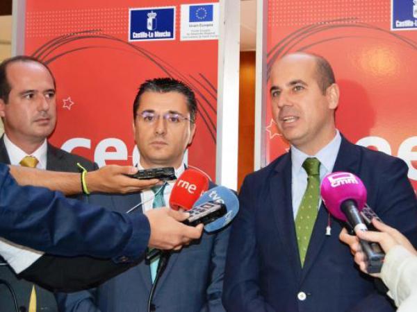 El Gobierno regional destaca la importancia de los Centros Europeos de Empresas en el desarrollo del Pacto por la Recuperaci�n Econ�mica de Castilla-La Mancha