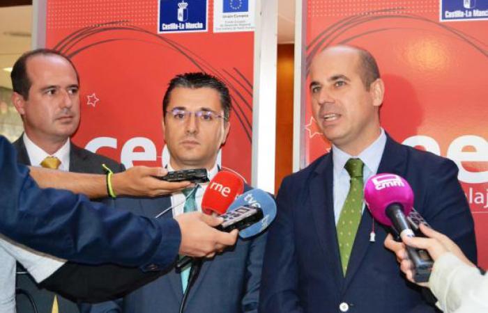 El Gobierno regional destaca la importancia de los Centros Europeos de Empresas en el desarrollo del Pacto por la Recuperación Económica de Castilla-La Mancha¨