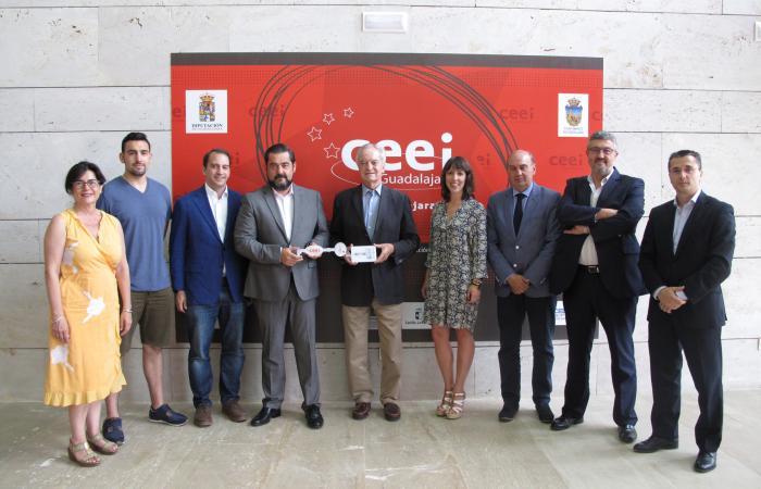 El CEEI de Guadalajara celebra su patronato marcado por los grandes resultados, convirtiéndose en un vivero de empresas de referencia nacional¨