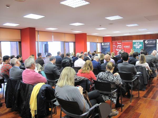 CEOE-CEPYME Guadalajara y el CEEI alcarreño fomentan el emprendimiento con una nueva jornada informativa